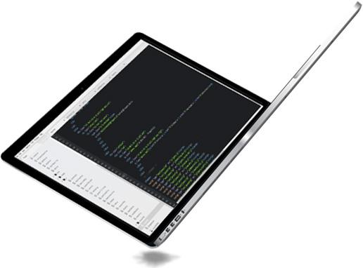 Wir setzen moderne Techniken für die Erstellung Ihrer neuen Website ein